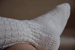 Obuv - Ponožky na nošky - 10534655_