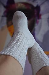 Obuv - Ponožky na nošky - 10534658_
