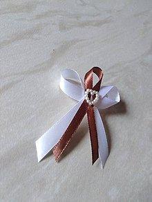 Pierka - Čokoládove svadobné pierka - 10535008_