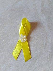 Pierka - Žltá žltá žltá - 10535433_