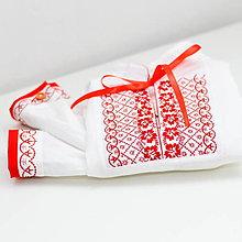 Detské oblečenie - Detská červená - 10535757_