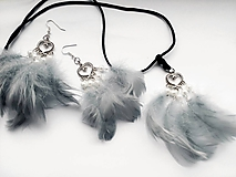 Sady šperkov - Set - srdce - 10533362_