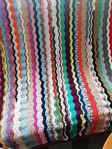 Úžitkový textil - deka - 10534285_