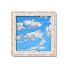Obrazy - Nebo - akryl na plátne - 10534222_