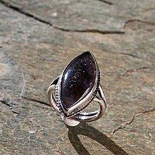 Prstene - Prsteň zo striebra - Žmurk - 10536450_