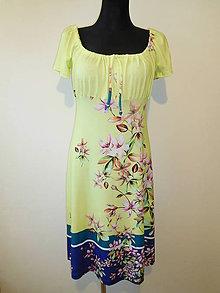 Šaty - Rozzářené od sluníčka - 10533539_