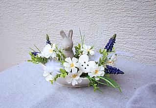 Dekorácie - Jarná dekorácia - 10534230_