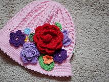 jarný klobúčik