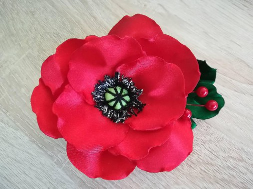 Veľké kvety (Divý mak)