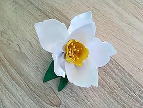 Iné doplnky - Veľké kvety (Narcis) - 10535305_