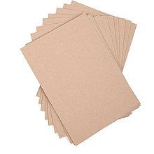 Papier - Kraft recyklovaný papier A4 - 10534881_