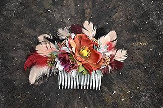 Ozdoby do vlasov - z ptačí perspektivy - 10534482_