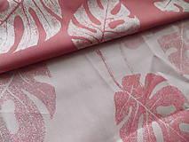 Textil - Baby Monkey Rainforest Pepper - 10532939_