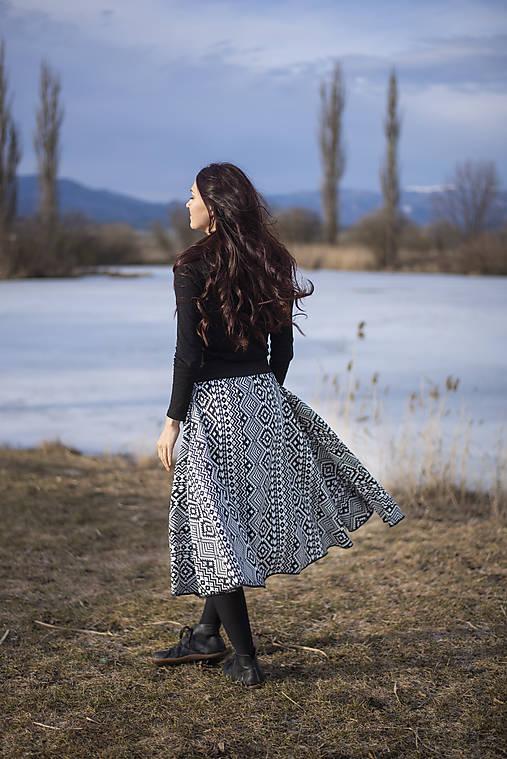 Sukne - sukňa Polina - 10533406_