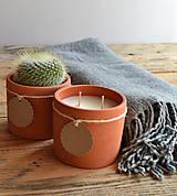 Svietidlá a sviečky - Dvojitá láska - 10535217_