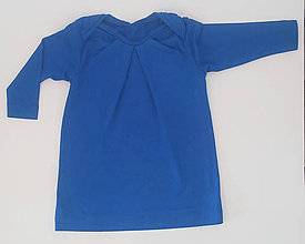Detské oblečenie - Bambusová dievčenská tunika - 10534575_