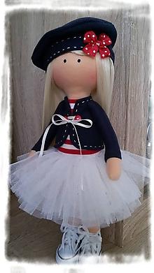 Bábiky - Malá parížanka - 10534671_