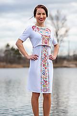 Tehotenské/Na dojčenie - Puzdrové šaty na dojčenie 2 - 10532922_