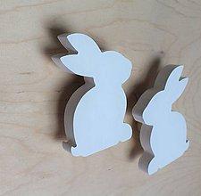 Nábytok - Zajačiky veľké - vešiaky - 10533082_