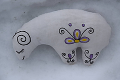 Hračky - Ovečka - 10536907_