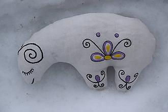 Dekorácie - Ovečka - 10536907_