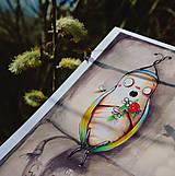 Grafika - Ľubiško sa bojí hmyzu - 10538798_