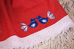 Sukne - Ľudová sukienka - 10539165_
