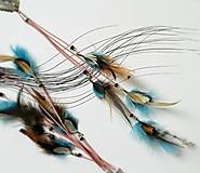 Ozdoby do vlasov - hair clip, ozdoba do vlasov - 10539974_