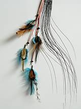 Ozdoby do vlasov - hair clip, ozdoba do vlasov - 10539975_