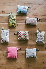 Nákupné tašky - Ekošopka (nákupný set Zerowaste) (Modrá) - 10539901_