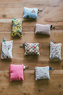 Nákupné tašky - Ekošopka (nákupný set Zerowaste) - 10539901_