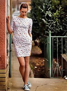 Šaty - Šaty Indiana - 10537794_
