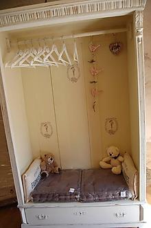 Nábytok - Šatníková skriňa - 10538797_