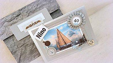 Papiernictvo - Námorník - 10538163_