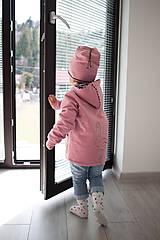 Detské oblečenie - Mikinka Plameniak - 10539758_