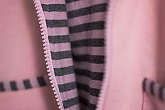 Detské oblečenie - Mikinka Plameniak - 10539775_