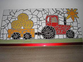 Obrazy - Mozaika - 10536873_