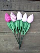Dekorácie - Tulipány - 10537471_