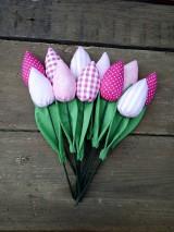 Dekorácie - Tulipány - 10537472_
