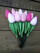 Dekorácie - Tulipány - 10537482_
