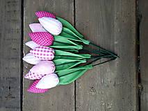 Dekorácie - Tulipány - 10537484_