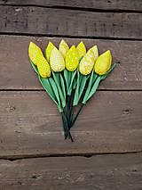 Dekorácie - Tulipány - 10537512_