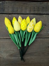 Dekorácie - Tulipány - 10537519_