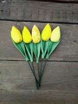 Dekorácie - Tulipány - 10537522_
