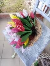 Dekorácie - Tulipány - 10537523_