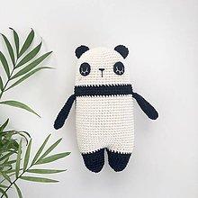 Hračky - Panda - 10537568_
