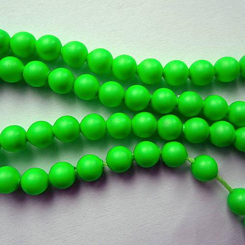 SWAROVSKI® perly 4mm-1ks (zelená)