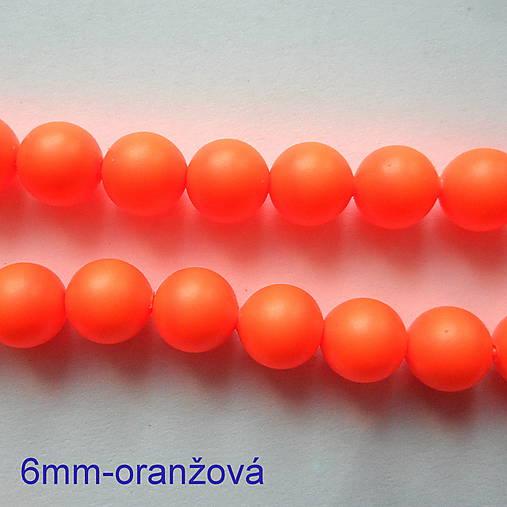 SWAROVSKI® perly 6mm-1ks