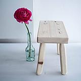 Dekorácie - mini stolček XS - 10540559_