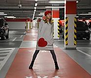 Šaty/tunika Taloux Heart
